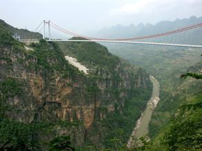 Beipanjiang, Jembatan Tertinggi Di China