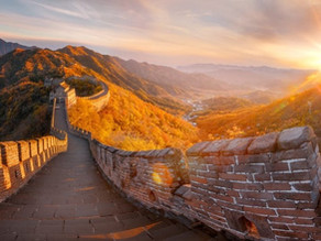 The Great Wall China, Tembok Besar Yang Membentang Sepanjang Negara China