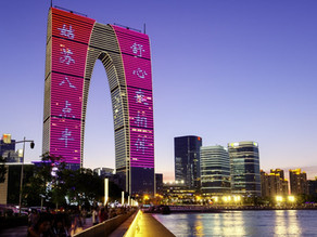 Arsitektur Bangunan Di China