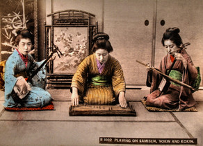 "Shamisen, ""Gitar"" Tradisionalnya Jepang"