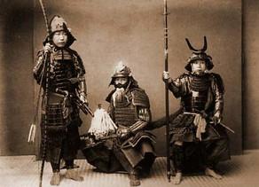 Samurai, Ksatria Jepang Zaman Dulu