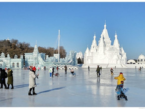 Harbin Ice And Snow Festival, Salah Satu Festival Salju Dan Es Terbesar Di Dunia