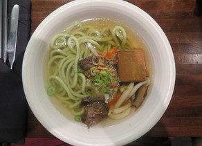 "Chang Shou Mian. Hidangan Mie ""Panjang Umur"" Khas China"