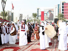 Ardah, Tarian Pedang Asal Arab Saudi