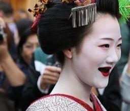 Ohaguro, Bentuk Kecantikan Gigi Masyarakat Jepang Zaman Dulu