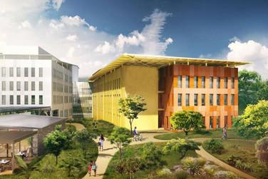 Centre Hospitalier Ouest Réunion (CHOR)