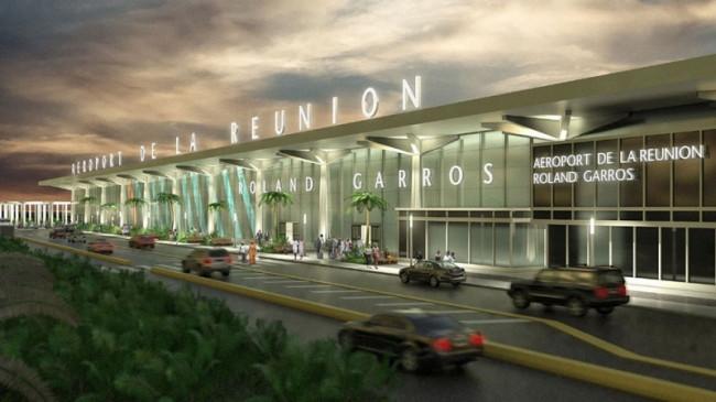 Aéroport Rolland Garros