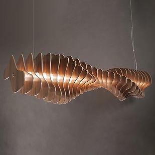 Design lámpa | Design lamp | Shelfordii-PLY