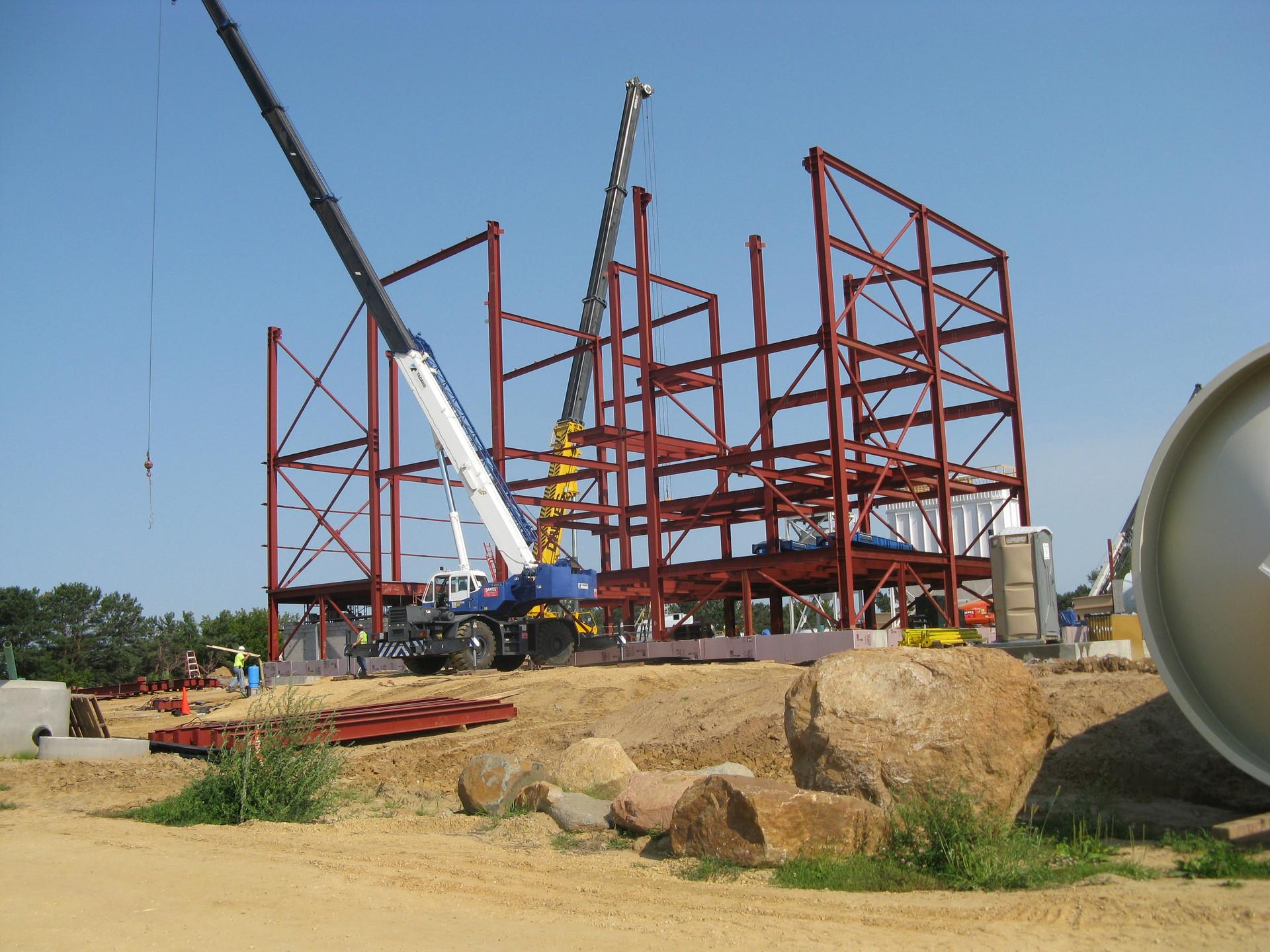 Highway 10 Sand Plant (Plum City, WI)
