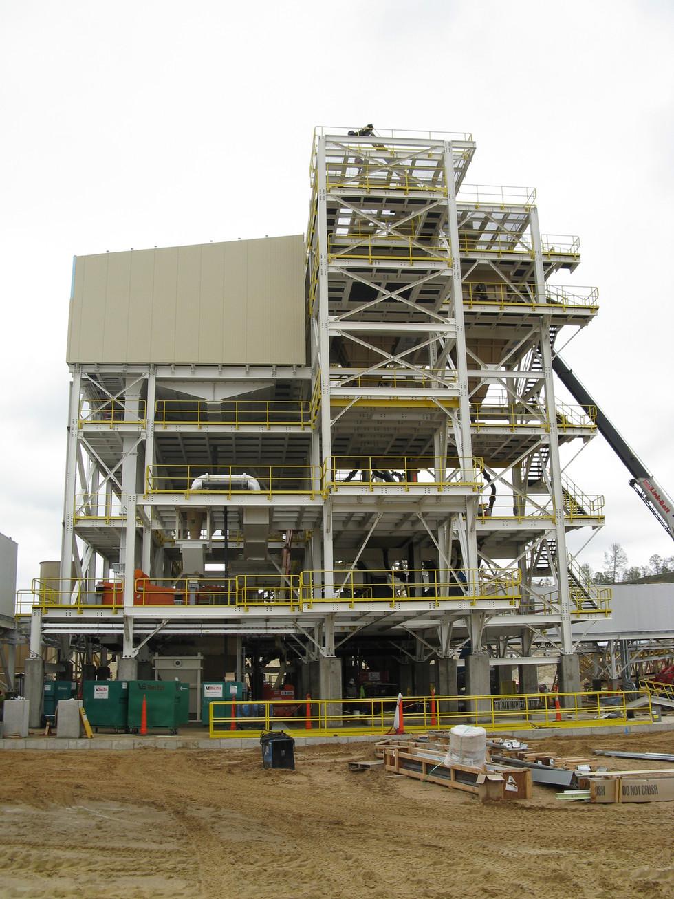 Northern Industrial Sands (New Auburn, WI)