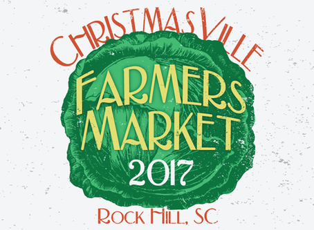 The Farmers Market Joins ChristmasVille