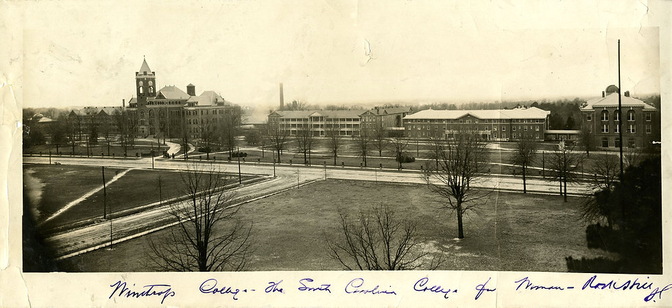 1920 Panoramic lViewofCampus- ca1920-fro