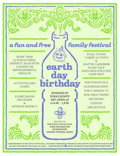Earth Day Birthday! Celebrate our planet and learn how to reduce plastic waste