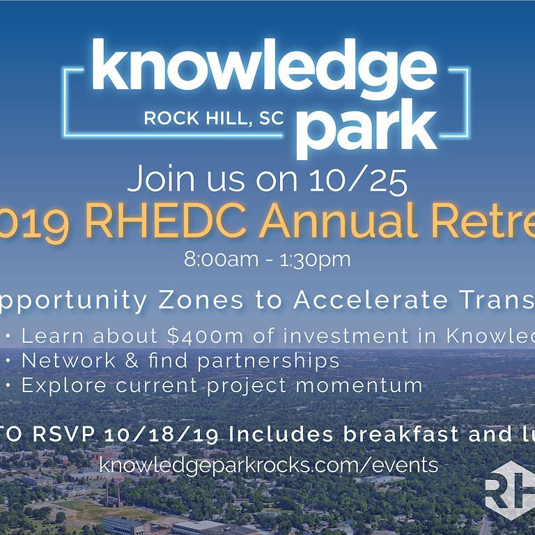 RHEDC Annual Retreat