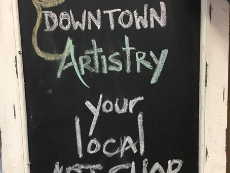 Downtown Artistry