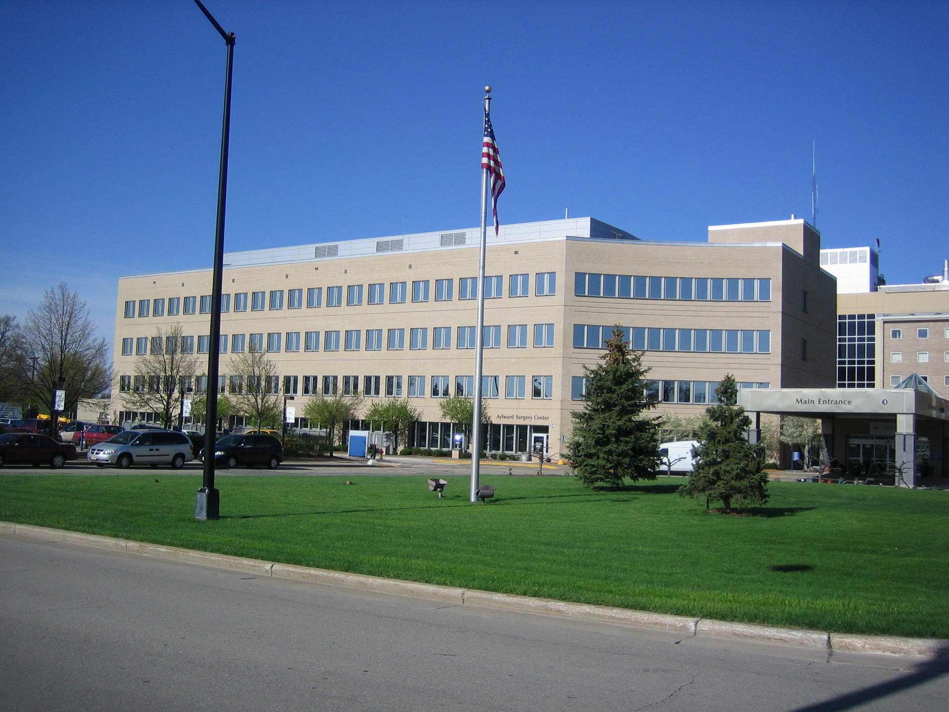 Theda Clark Medical Center (Neenah, WI)