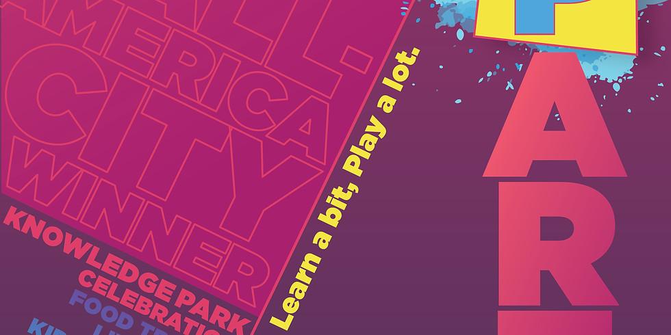 All-America City / Knowledge Park Celebration