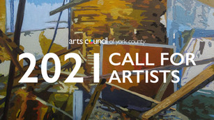 2021 Call for Artists: Arts Council of York County   Center for the Arts   Dalton Gallery
