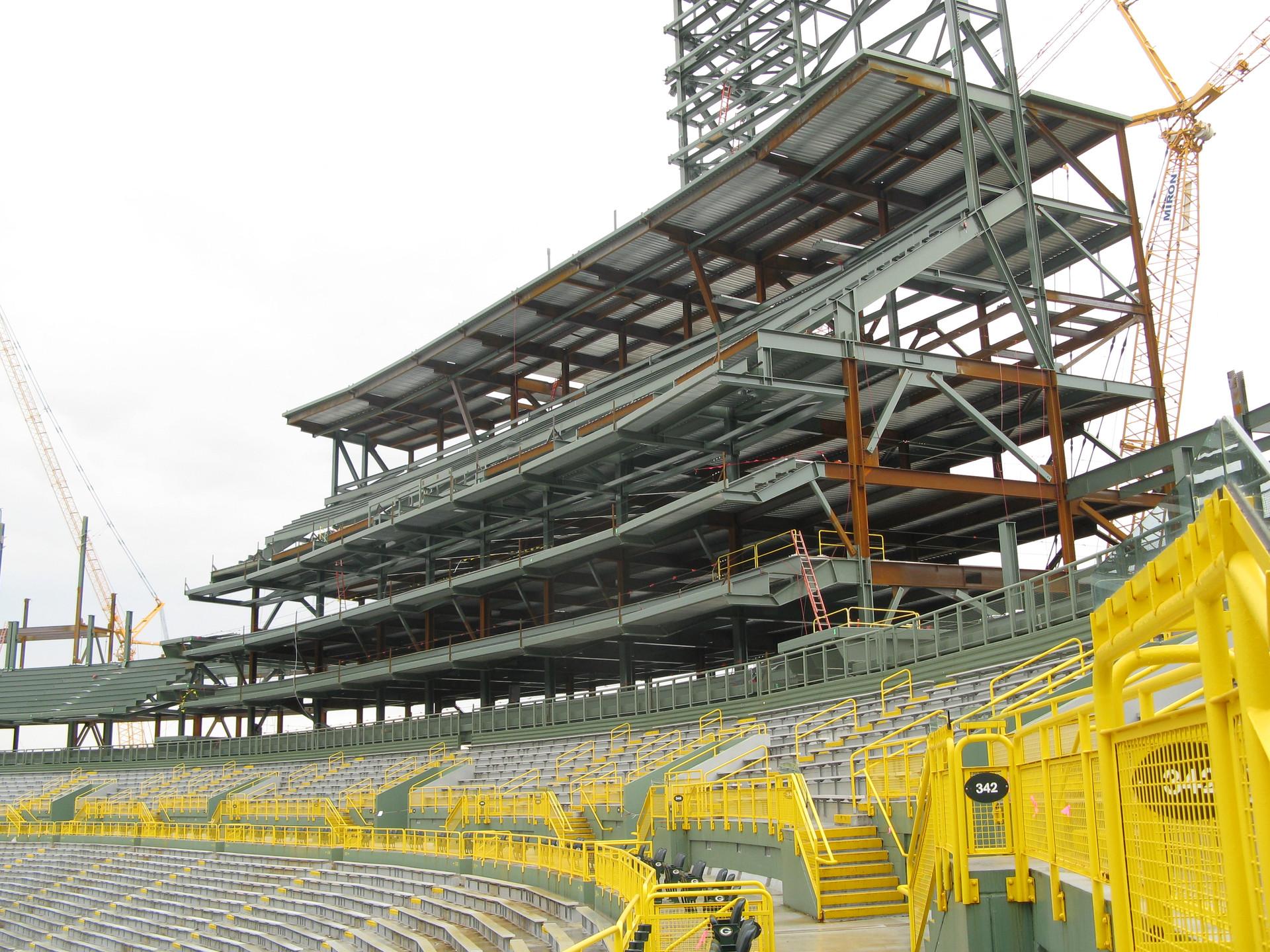Lambeau Field Renovations (Green Bay, WI)