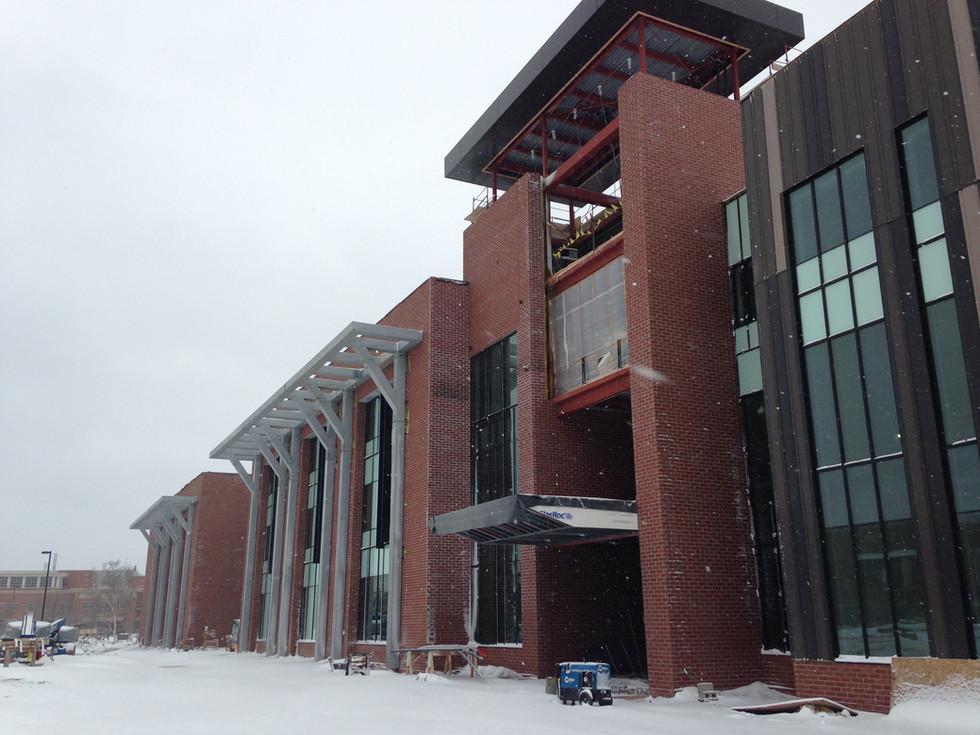 Northern Michigan University Jamrich Hall (Marquette, MI)