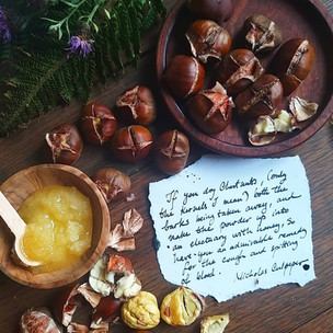 Tudor remedies: Chestnuts
