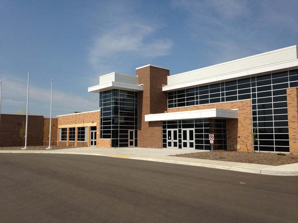 Fox Valley Tech Public Safety Training Center (Appleton, WI)