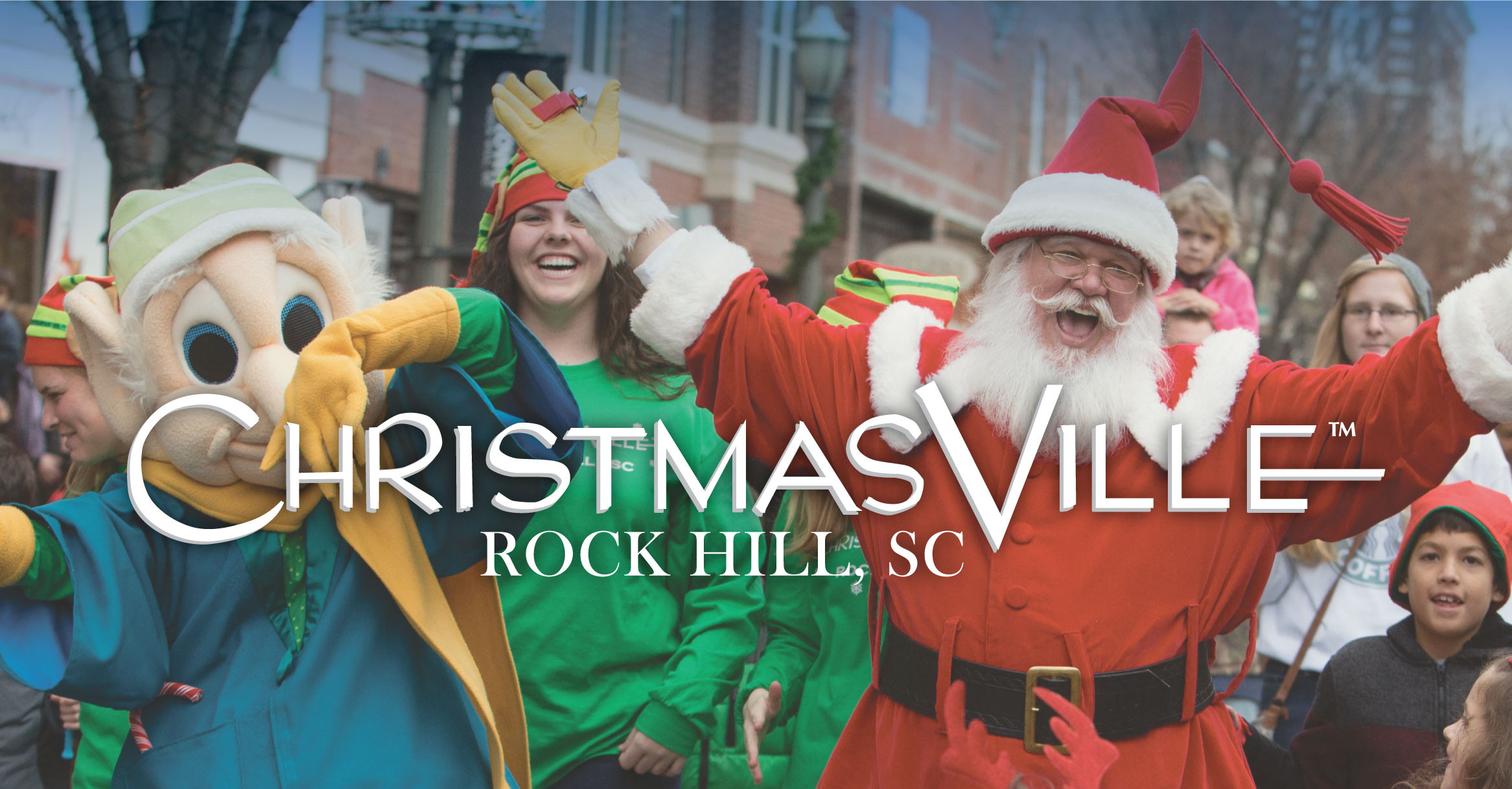 Rock Hill Christmas Parade 2019 2019 Festival Guide | ChristmasVille Rock Hill