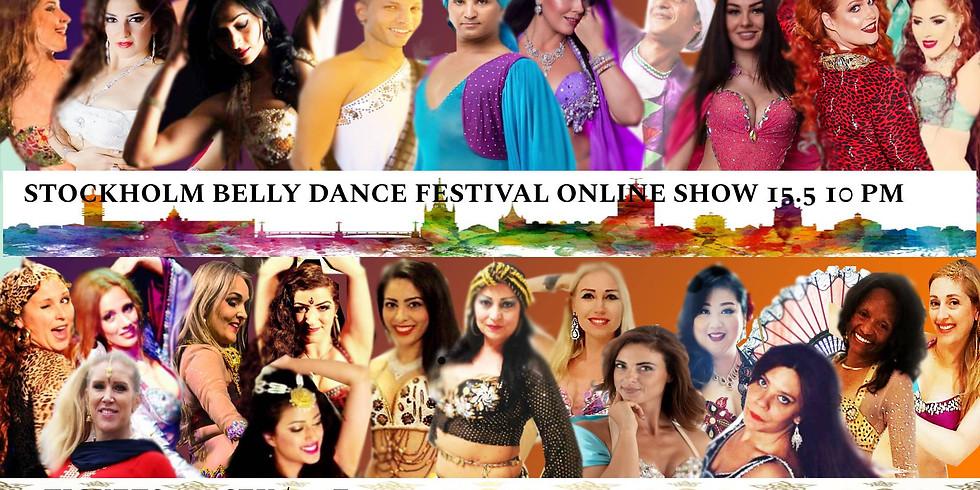 SBDF Oriental dance Show Part 1