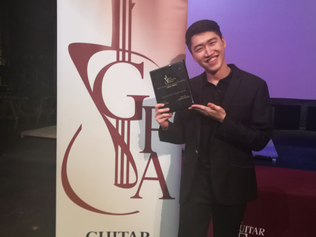 Tengyue Zhang Wins 2017 GFA ICAC Competition! Report from GFA, Pt. 4