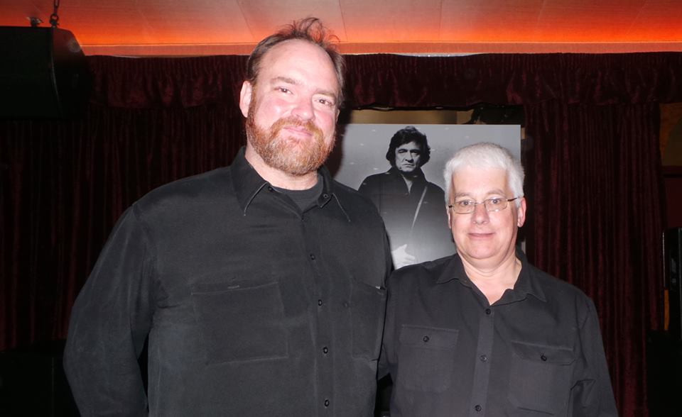 John Carter Cash and Peter Lewry 04-03-1