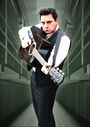 Rick McKay as Johnny Cash