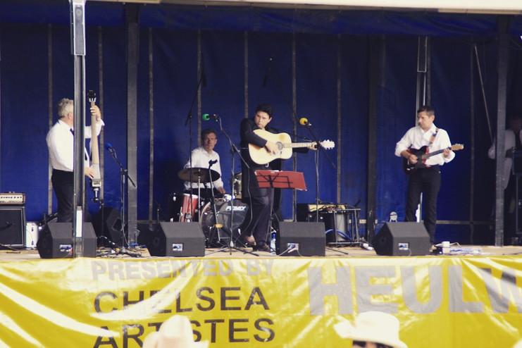 Welshpool Country Music Festival