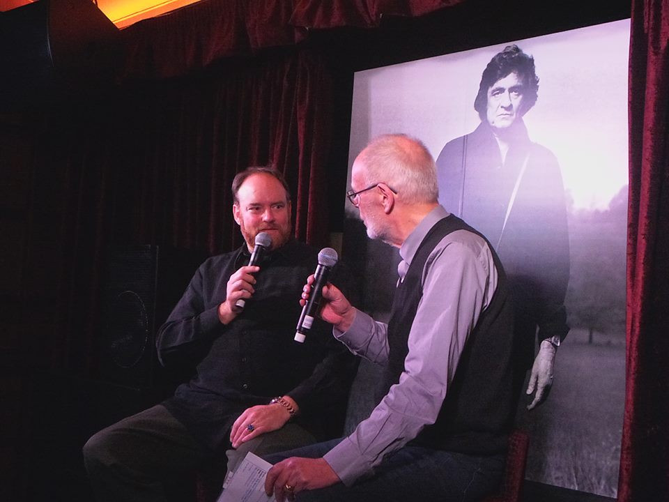 Bob Harris and John Carter Cash Q&A 04-0