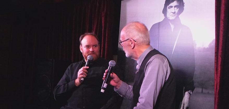 Bob Harris and John Carter Cash Q&A 04-0