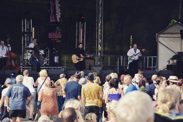 Tribfest 2014