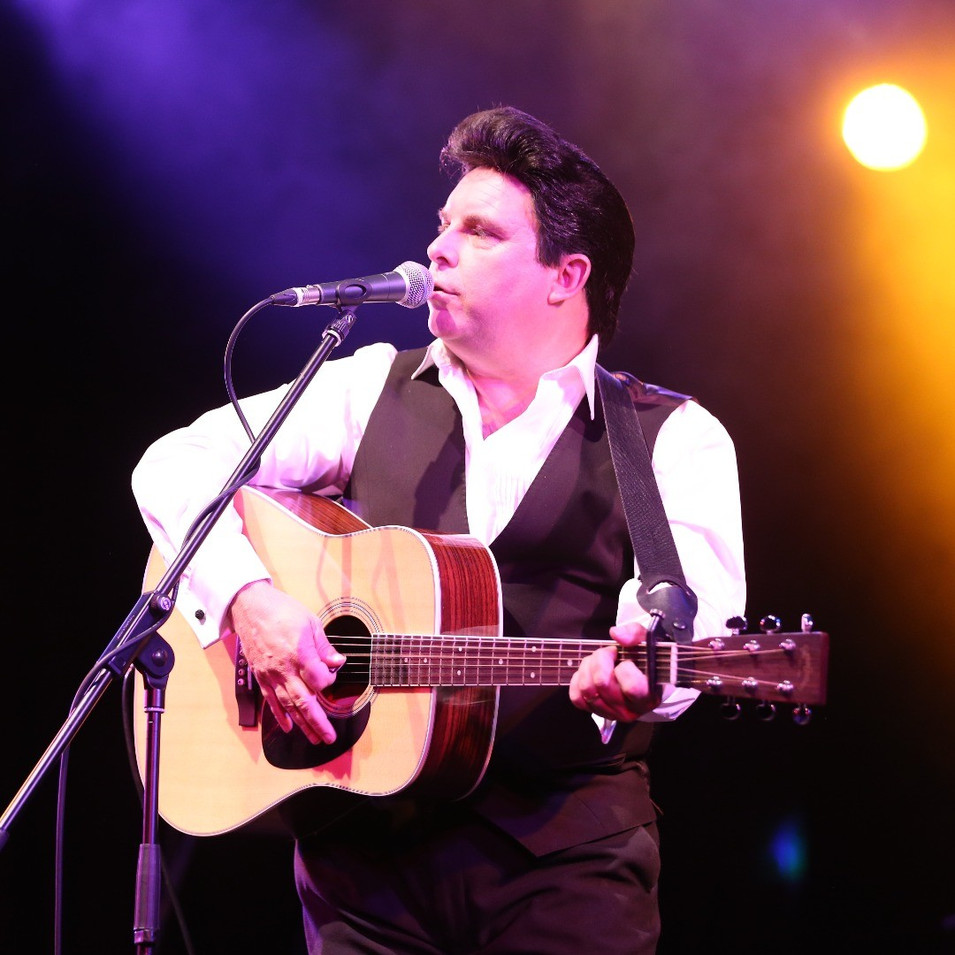 Rick McKay as Johnny Cash