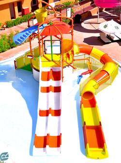 Aquapark for kids new