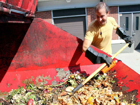 Q&A with Nick Skeadas, Founder of Curbside Compost
