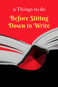 """<img src=""""book.png"""" alt=""""2 things to do before sitting down to write"""">"""