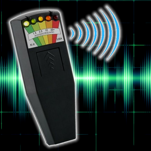 K2 EMF Meter with Sound Modification