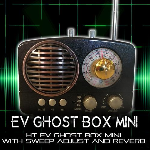 Ghost Spirit Box Mini with Sweep Adjust & Reverb
