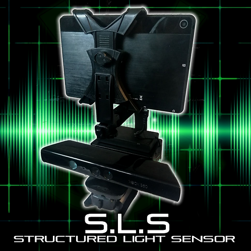 S.L.S Structured Light Sensor Camera, with tablet