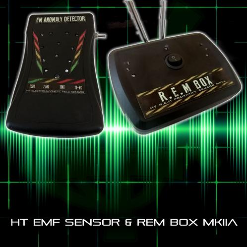 HT EMF Detector & REM Box MK2a Bundle
