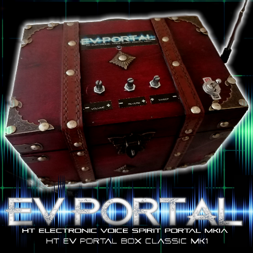 Electronic Voice Portal MK1 Classic Look. With Adjustable Sweep Rate & Echo.