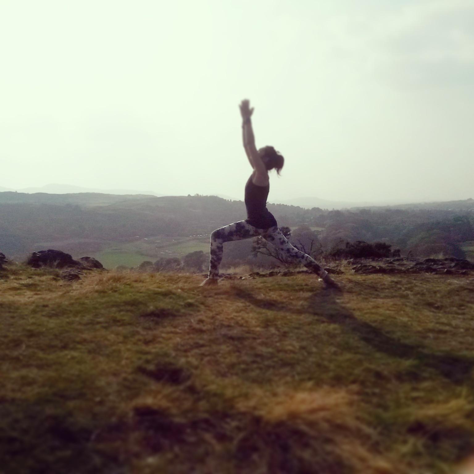 Vinyasa Yoga with Sarah