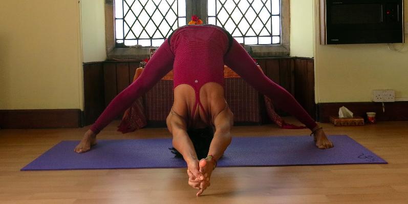 Vinyasa Power Yoga with Evelyn