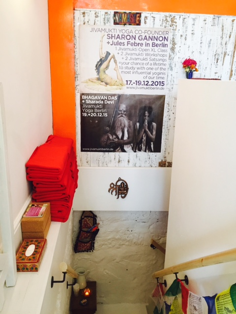 Down to the Ganesha Room