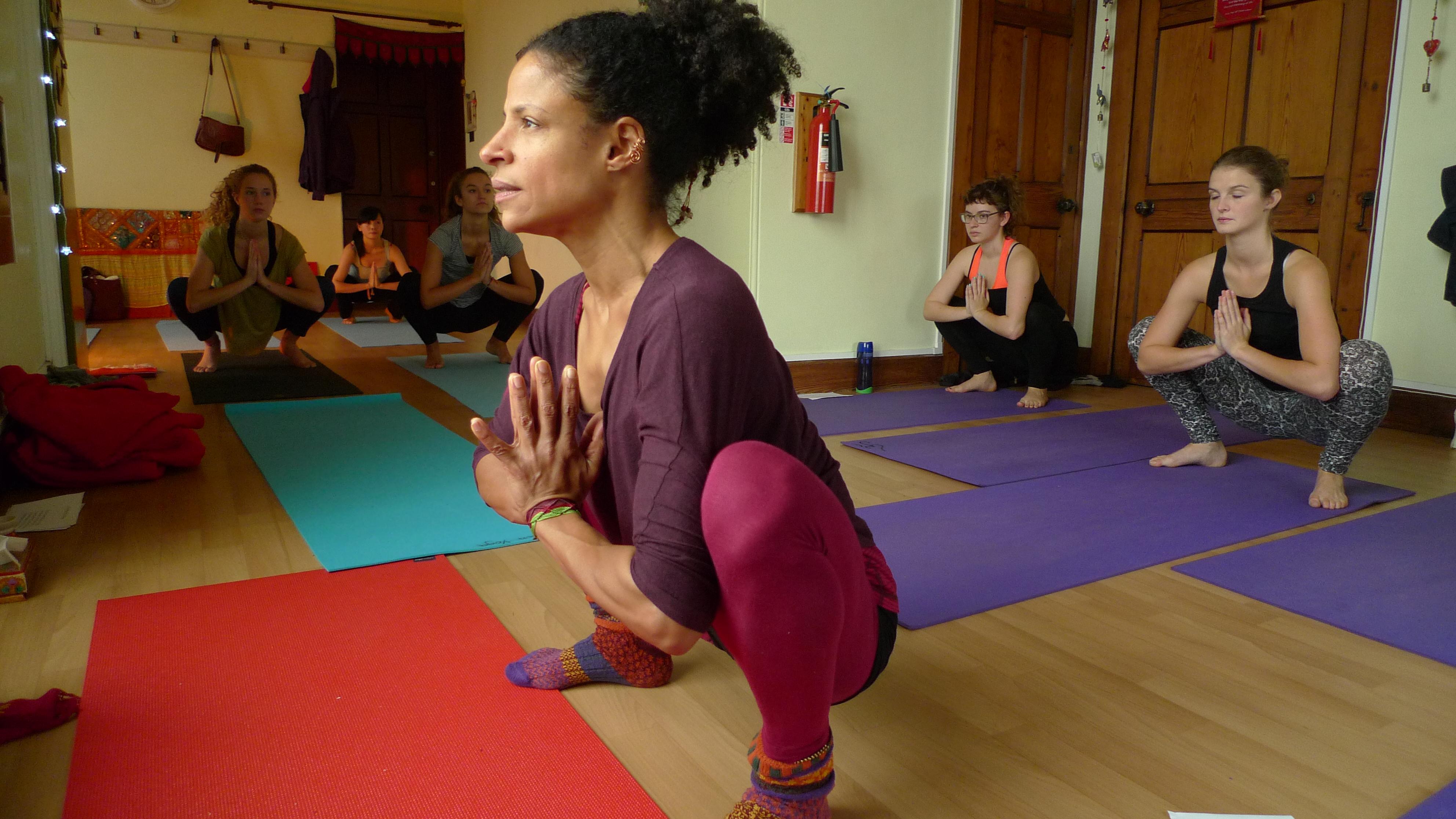 Vinyasa Power Yoga Class