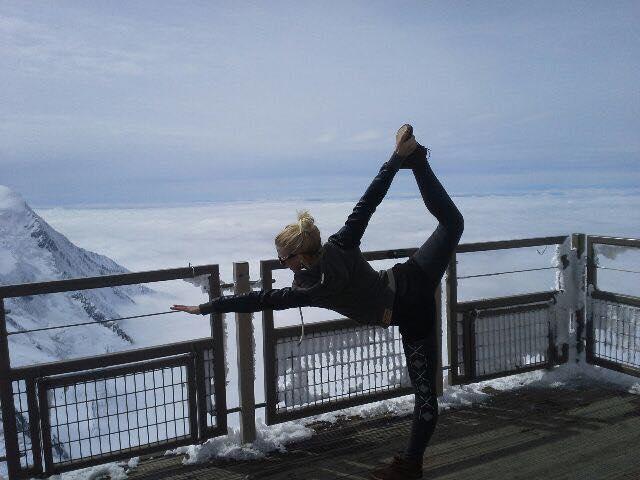 Vinyasa Yoga with Christel