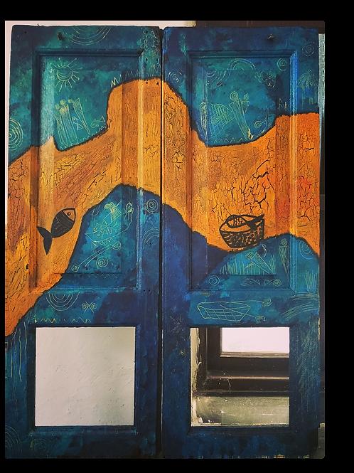 Fisherman's Cove Window